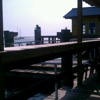 Photo taken at Ruddy Duck Tavern by Gail R. on 5/1/2012