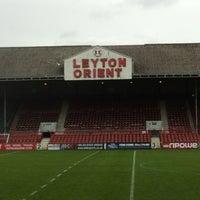 Photo prise au Matchroom Stadium par Adrian L. le5/6/2012