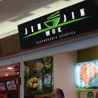Photo taken at Jin Jin Wok by Thomaz D. on 7/24/2012
