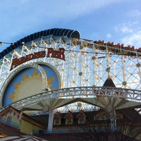 Photo taken at California Screamin' by Mike S. on 3/11/2012