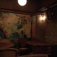 Photo taken at Pousse Cafe by Toshikazu O. on 7/17/2012