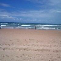 Photo taken at Pico do Rasta Aleluia Beach by Gustavo L. on 2/26/2012