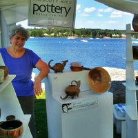 Photo taken at Arts In The Park (July 11 & 12, 2015) by Jim L. on 7/7/2012