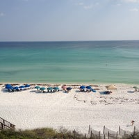 Photo taken at Seagrove Beach by Sonny W. on 5/27/2012