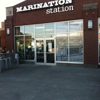 Photo taken at Marination Station by Vanessa M. on 8/17/2012