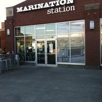 8/17/2012 tarihinde Vanessa M.ziyaretçi tarafından Marination Station'de çekilen fotoğraf