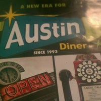 Photo taken at Austin Diner by Rick G. on 6/9/2012