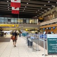 Photo taken at Calgary International Airport (YYC) by Emmanuel on 8/7/2012