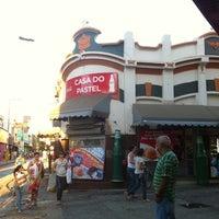 Foto tirada no(a) Casa do Pastel por Ivo C. em 8/16/2012
