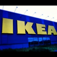 Photo taken at IKEA Barkarby by Iraklis on 9/2/2012