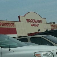 Photo taken at Woodman's Food Market by Dominic A. on 4/3/2012
