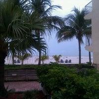 Photo taken at Outrigger Beach Hotel & Resort by Glenn D. on 6/22/2012