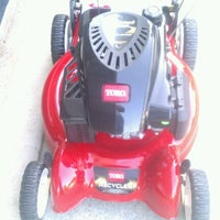 Photo taken at S&S Ace Hdw Mower-Buford by Yolee B. on 6/20/2012