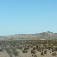 Photo taken at Mojave Desert by Kat on 8/24/2012