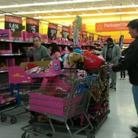 Photo taken at Walmart Supercenter by Gina G. on 2/13/2012