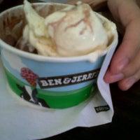Photo taken at Ben & Jerry's by Alberto B. on 8/5/2012