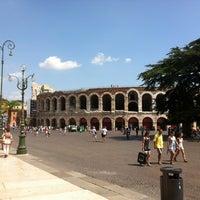 Снимок сделан в Verona пользователем Ste B. 8/11/2012