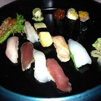Photo taken at Fuki Sushi by Marisa Y. on 3/24/2012