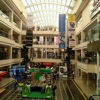 Photo taken at Shipra Mall by Prashant C. on 9/8/2012