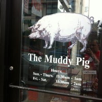 Photo taken at The Muddy Pig by Daxs B. on 8/12/2012