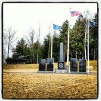 Photo taken at Medway Veterans Memorial Park by Daniel T. on 4/8/2012