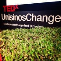 Photo taken at Universidade do Vale do Rio dos Sinos (Unisinos) by Renan S. on 4/5/2012