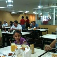 Photo taken at Sertanense Restaurante e Lanchonete by Zegas T. on 4/26/2012