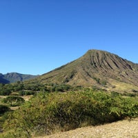 Photo taken at Kokohead rail trail by Kevin N. on 5/18/2012