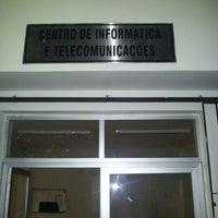 Photo taken at CITEL  - Centro de Informática  e Telecomunicações  da PMPA by Antenor N. on 5/9/2012