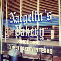 Photo taken at Naegelin's Bakery by Karen W. on 3/24/2012