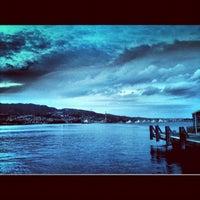 Photo taken at Porto di Messina by Federica P. on 5/24/2012