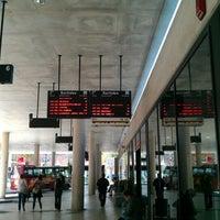 Photo taken at Lloret de Mar Bus Station by Andrea B. on 4/14/2012