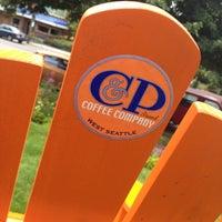 7/1/2012 tarihinde Jana O.ziyaretçi tarafından C & P Coffee'de çekilen fotoğraf