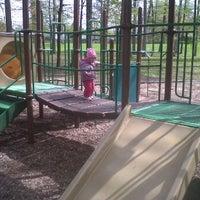 Photo taken at Ferrand Park by Dan B. on 4/22/2012