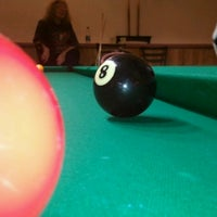 Photo taken at Camelot Pool Hall by Dave C. on 7/1/2012