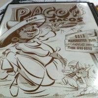 Foto tomada en Paco's Tacos por Lee P. el 4/21/2012