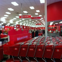 Photo taken at Target by Michael L. on 3/11/2012