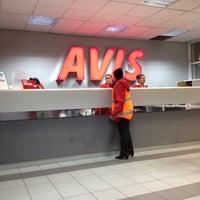 Photo taken at AVIS by Abbaz on 8/31/2012