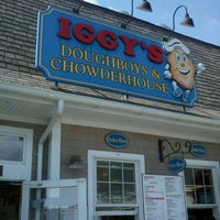 9/1/2012에 Cindy F.님이 Iggy's Doughboys & Chowder House에서 찍은 사진
