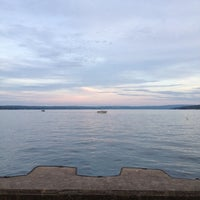 Photo taken at Canandaigua City Pier by Craig P. on 5/27/2012