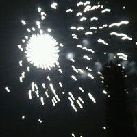 Photo taken at Parco Muzza by Gianluca M. on 5/26/2012