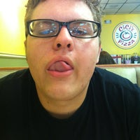 Photo taken at Cicis by Darrian L. on 7/18/2012