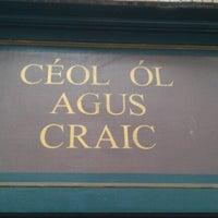 Photo taken at Tír na nÓg Irish Pub by Dink D. on 9/3/2012