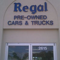 Photo taken at Regal Acura by Brittany B. on 2/16/2012