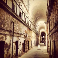 Photo taken at Eastern State Penitentiary by Christopher B. on 6/24/2012
