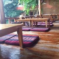Photo taken at Bounty Resort Koh Phangan by Alice S. on 4/16/2012
