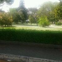 Photo taken at Parco Ivan Graziani by Lorenzo F. on 4/23/2012