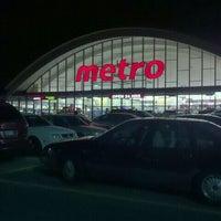 Photo taken at Metro by Robin C. on 4/13/2012