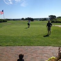 Photo taken at Acoaxet Country Club by Pete on 7/22/2012