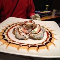 Photo taken at Zuma Sushi Bar by kyo on 5/25/2012